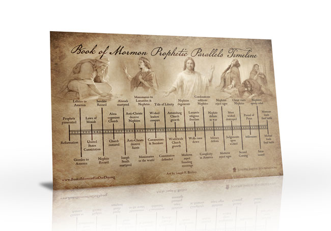 Book of Mormon Parallel Events Timeline: Book of Mormon Parallels, Joseph Smith Foundation