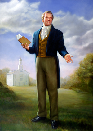 Joseph Smith was the only man, that was called of God, by the voice of God Himself, to open up the dispensation of the Gospel to the world for the last time.