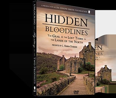 Hidden Bloodlines DVD