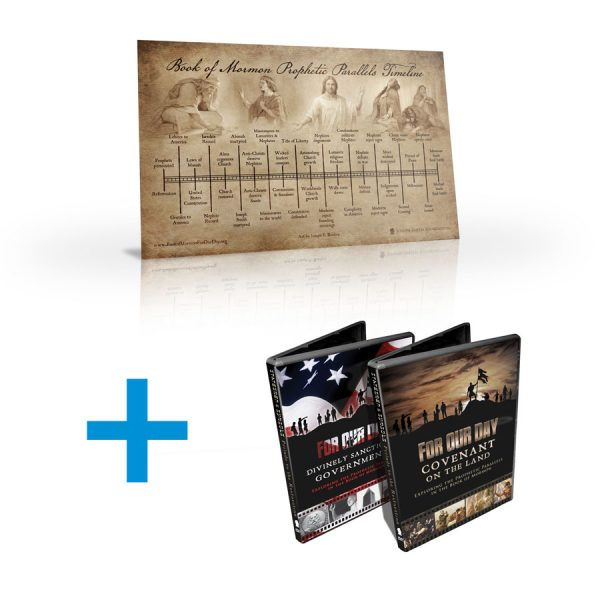 For Our Day Book of Mormon History Timeline + For Our Day DVD's