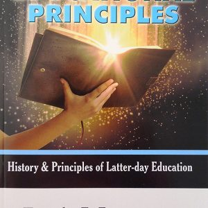 Revealed Educational Principles by Jack Monnett, PhD