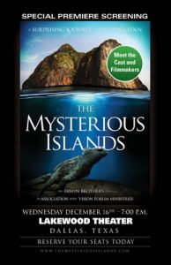 The Mysterious Islands (2009) Joseph Smith Foundation