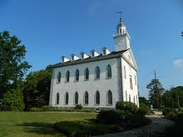 Kirtland Temple Joseph Smith Foundation