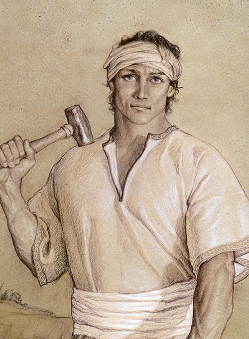 Nephi at the Forge-jpg_SMALL