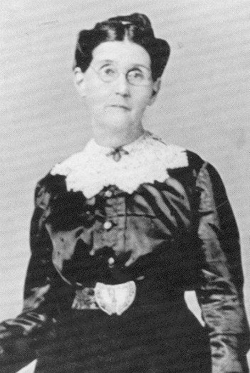 Sarah Frances (Baker) Mitchell