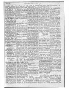 """""""Funeral Services of Elizabeth Ann Whitney,"""" Deseret Evening News, February 22, 1882"""
